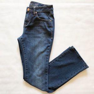 JAG mid rise boot leg jeans